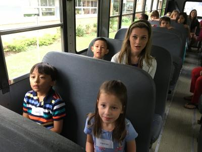 photo of kindergarten safari