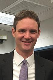 photo of Dr. Dustin Wright, principal